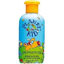 Barnschampo utan onaturliga tillsatser
