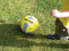 Fair trade fotboll
