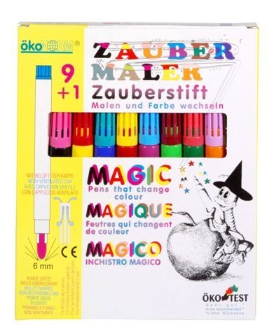 Magiska pennor