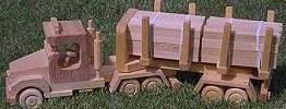 Närproducerade träleksaker