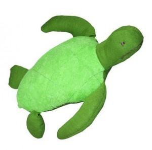 Gosedjur havssköldpadda av ekolgisk bomull