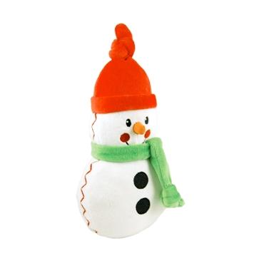 Söta snögubben, ett gosedjur från Ekokul