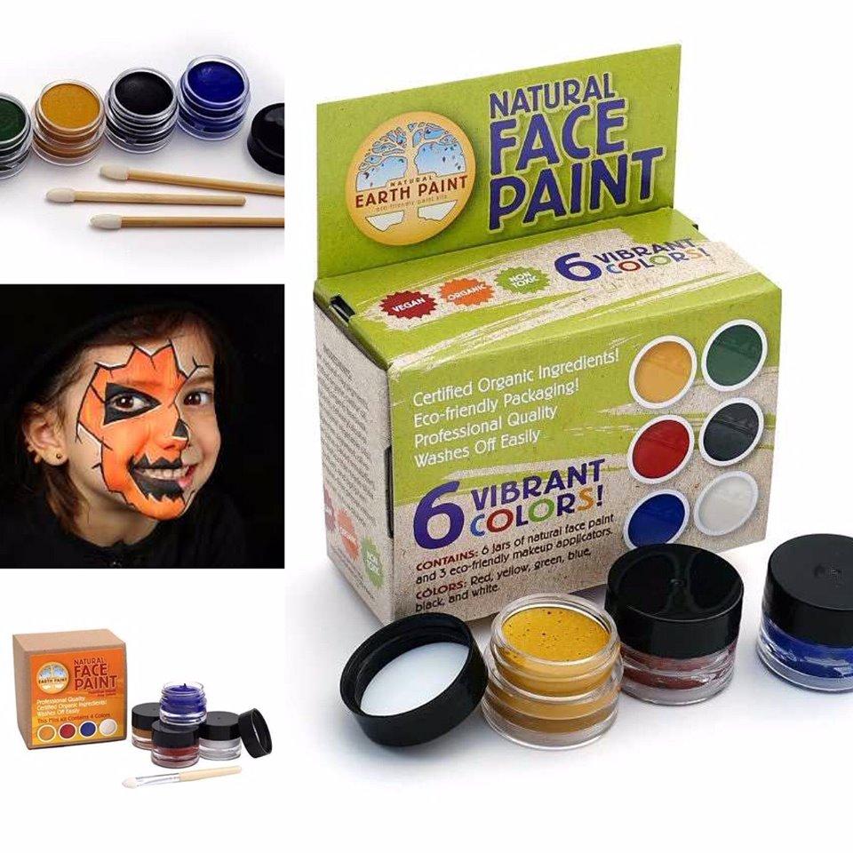 Ekologisk ansiktsfärg