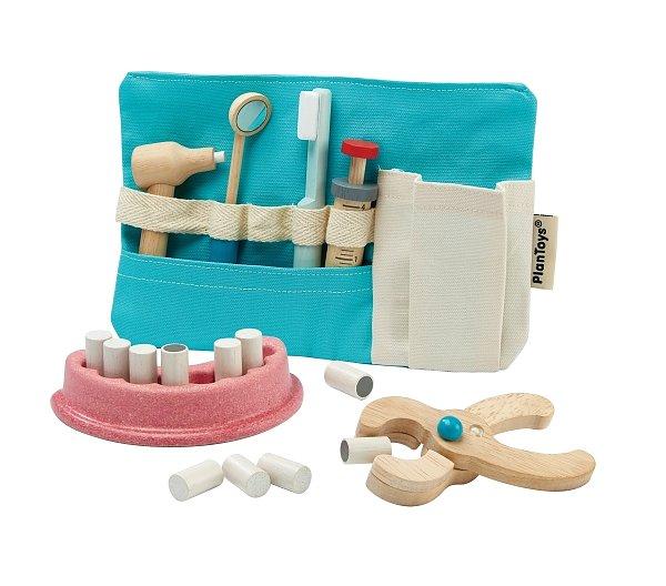 Tandläkarväska - leksak för barn
