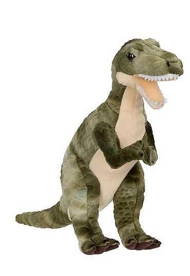 T-rex kramdjur av plysch