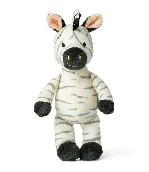 Kramdjur randig zebra