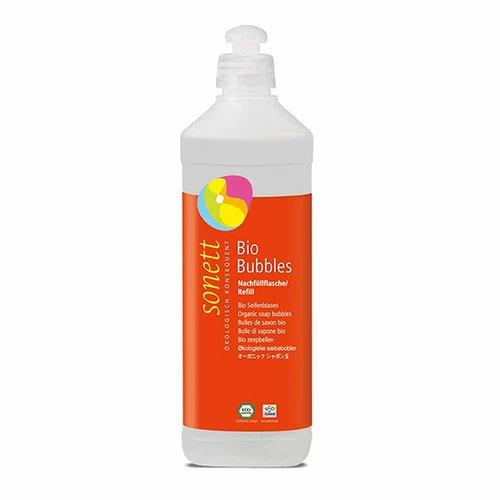 Stor flaska ekologiska såpbubblor